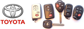 Toyota Camry Corolla Prius key cutting and programming windsor