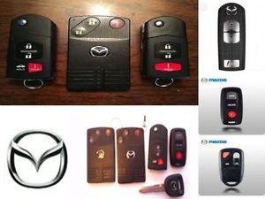 Mazda Key Cutting & Programming Service Windsor Canada