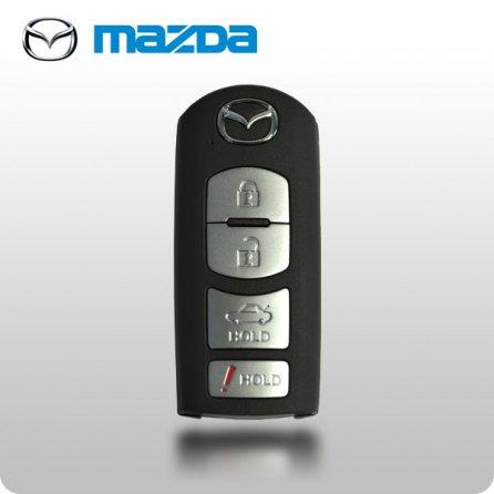 Mazda smart card Push to start key programming windsor ontario